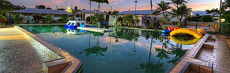 Facilities Kurrimine Beach Holiday Park Accommodation In