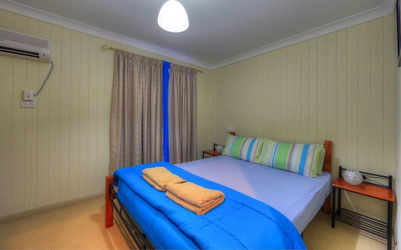 Deluxe Couples Chalet Bedroom