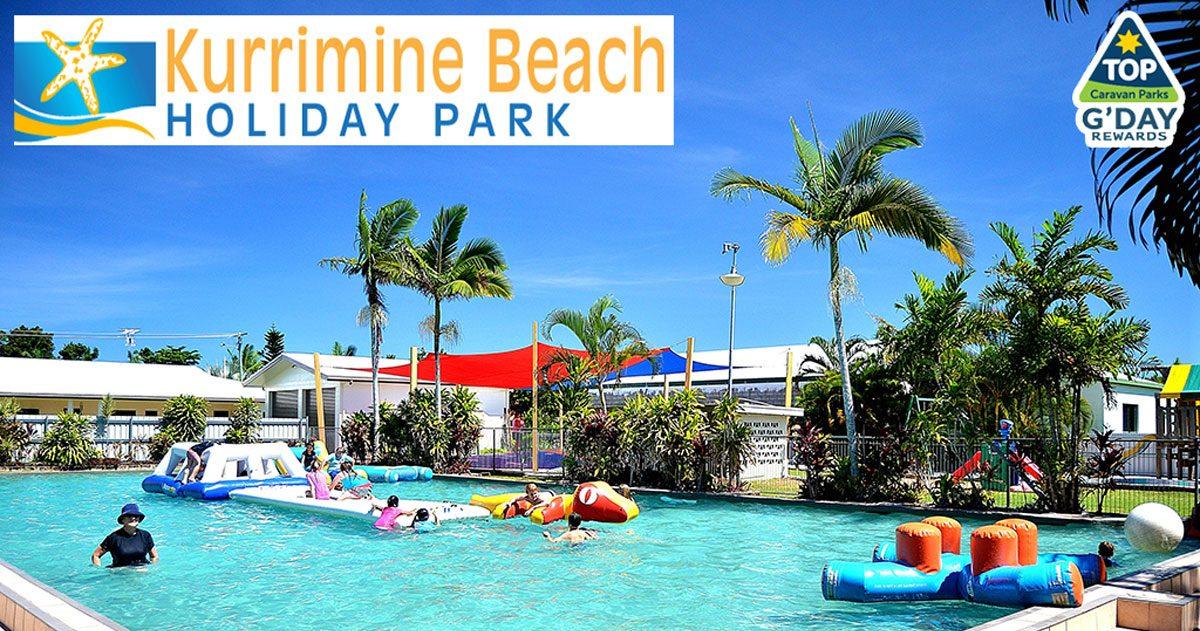 Kurrimine Beach Holiday Park – Accommodation in Far North