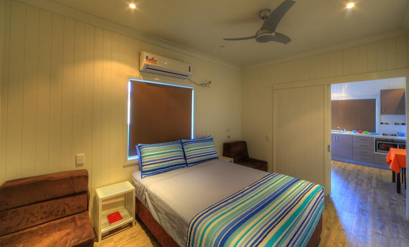 Beach House Bed Area